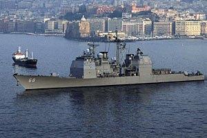 Учения ВМС Украины и США уже фактически начались
