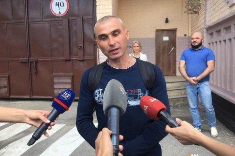 Політв'язня Литвінова випустили з колонії