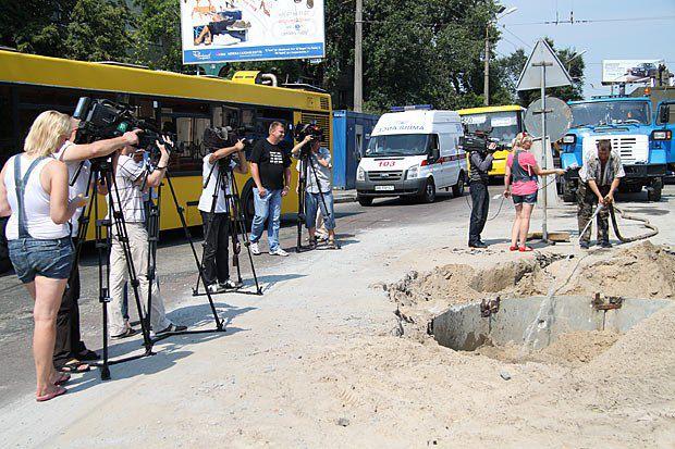 Коммунальщикам дали 10 дней на устранение аварии