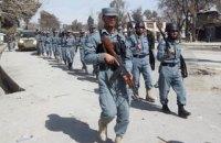 В Афганистане полицейский застрелил 11 коллег