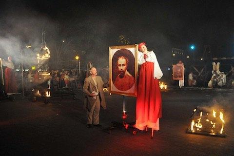 """Міжнародний театральний фестиваль """"Золотий лев"""" у Львові оголосив програму"""