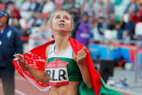 Білоруська легкоатлетка Тимановська вилетить з Токіо прямим рейсом до Варшави, - Reuters
