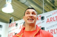 Кличко занял 63-е место в рейтинге самых высокооплачиваемых спортменов мира