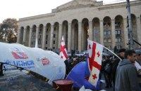 У Грузії під час протестів постраждали щонайменше 27 людей