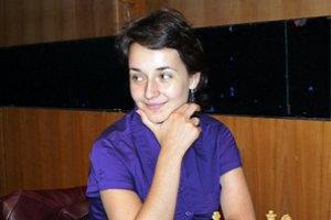 """Шахи. Українка Лагно стала чемпіонкою світу у """"рапіді"""", обігравши росіянку"""