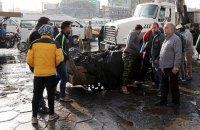 В двойном теракте в Багдаде погибли 38 человек