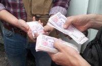 У Міловому начальник відділу поліції і його заступник попалися на хабарі в розмірі 140 тис. гривень