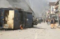 В Пакистане разогнали акцию протеста: 130 человек ранены, один полицейский погиб