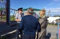 Черговий колонії прийняв заяву Денісової про відвідування Сенцова
