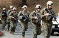 В США 22 морских пехотинца пострадали во время учений