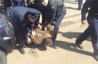 На групу анархістів у Києві напали агресивні націоналісти