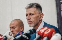 Тренер футбольної збірної Чехії відзначив особливу атмосферу в Харкові