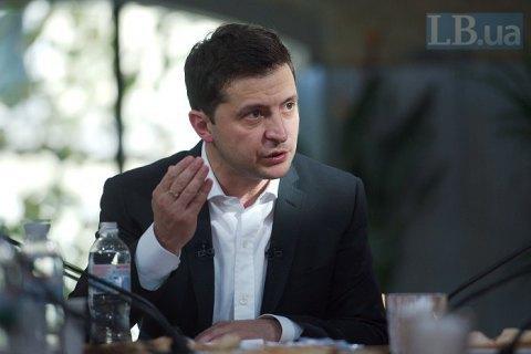 Зеленський зустрічався з Хорошковським тет-а-тет на Банковій