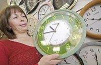 В ночь на 25 октября Украина перейдет на «зимнее» время
