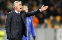 Анчелотті став найкращим тренером року за версією IFFHS
