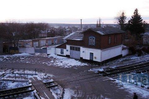 У Черкаській області зійшли з рейок сім вагонів вантажного поїзда