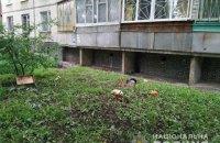 В Харькове прохожий спас ребенка, выпавшего из окна шестого этажа