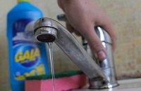В Донецке впервые во всех кранах потекла святая вода