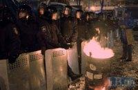 Милиция: на Майдане задержаны 8 человек