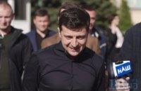 Зеленський записав відеозвернення до Верховної Ради