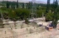 Між Киргизстаном і Таджикистаном стався збройний конфлікт, є постраждалі