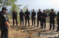 Одеські поліцейські тренувалися затримувати грабіжників та визволяли заручника