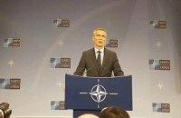 Столтенберг прокомментировал заявление Скапарротти относительно предоставления Украине летального оружия