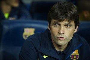 Официально: Виланова — главный тренер Барселоны