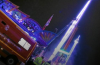 У Франції в новорічну ніч через несправність атракціону люди на 9 годин застрягли на висоті 52 метри