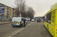 У Львові два авто насмерть збили 65-річну працівницю комунальної служби