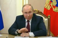 """Путін побажав Байдену здоров'я у відповідь на слова про """"вбивцю"""""""