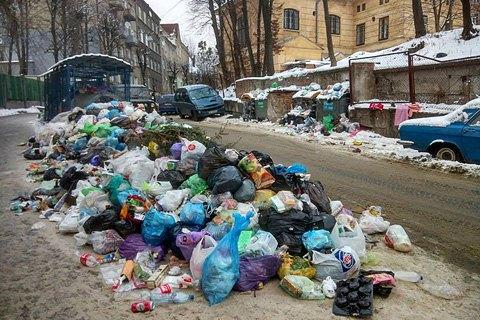 Из-за мусорного кризиса во Львове могут закрыться школы и детсады