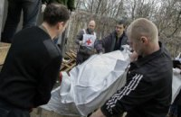 Боевики отдали тела 22 украинских военных