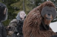 """""""Война за планету обезьян"""": примат человечности"""