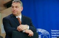 Орбан подтвердил, что будет блокировать сближение Украины с ЕС и НАТО