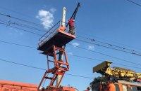 """""""Укрзалізниця"""" повідомила про відновлення інфраструктури після аварії біля Боярки"""