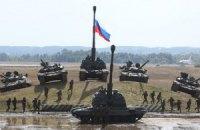 Пока в Минске шли переговоры, на Донбасс зашли 50 российских танков, - штаб