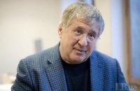 Перед уходом с поста губернатора Коломойский заключил соглашение с Порошенко