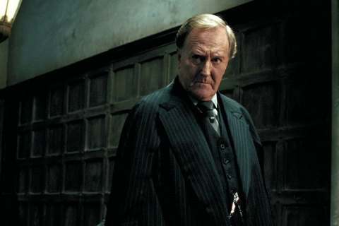 """Помер актор Роберт Харді, який зіграв Корнеліуса Фаджа в """"Гаррі Поттері"""""""
