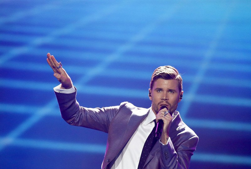 Швеция. Robin Bengtsson – I Can't Go On