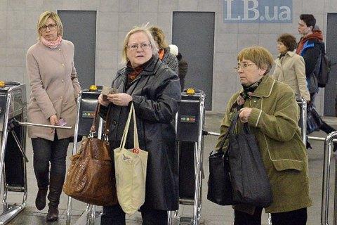 Вступили всилу новые правила проезда вметро для льготников