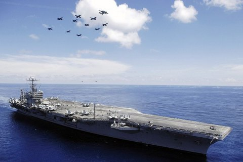 Иран пригрозил США ударом в Персидском заливе