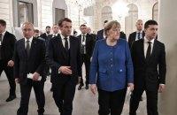 Важливо, щоб Україна, Німеччина та Франція мали консолідовану позицію, - Зеленський