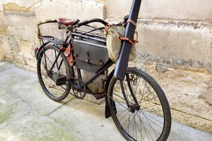 У Швейцарії розробили спеціальні велосипеди для армії