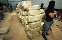 В Киеве уничтожили более тонны кокаина