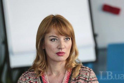 Уряд призначив Олену Шуляк своєю представницею в Парламенті