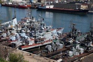 Российские оккупанты захватили 51 корабль ВМС Украины (список)