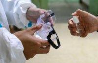 Украина ожидает тест-системы для диагностики коронавируса