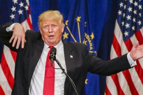HRW назвала Трампа головною загрозою для прав людини
