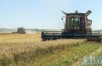 Під час запуску ринку землі юрособам можуть дозволити купівлю до 1 тис. гектарів